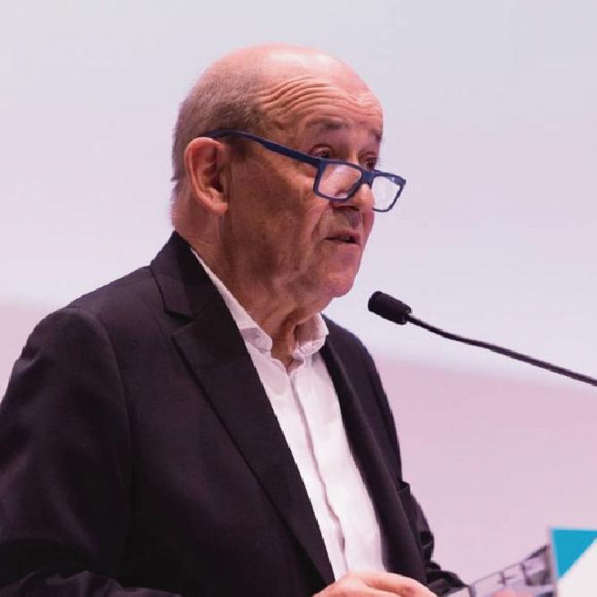 Découvrez en intégralité le discours d'ouverture de Jean-Yves Le Drian.